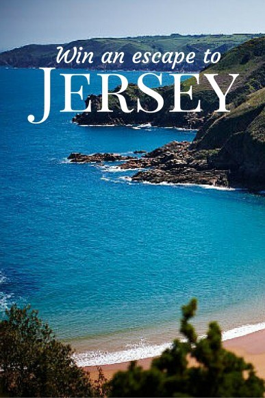 Read about winning an escape to Jersey