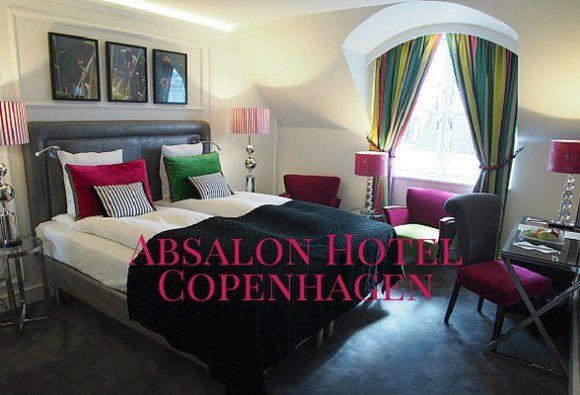 Absalon Hotel Copenhagen Photo: Heatheronhertravels.com