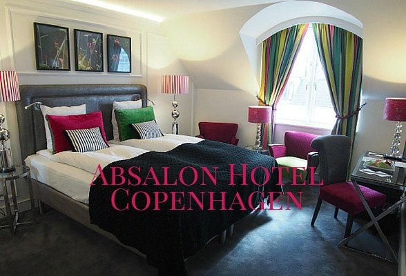Absalon Hotel in Copenhagen – and the Designers Guild connection