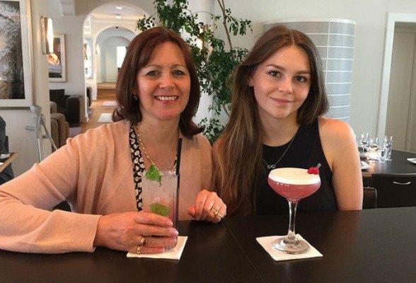 How to make New Nordic Cocktails in Copenhagen – video