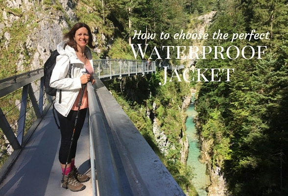 How to choose the perfect Waterproof Jacket Photo: Heatheronhertravels.com