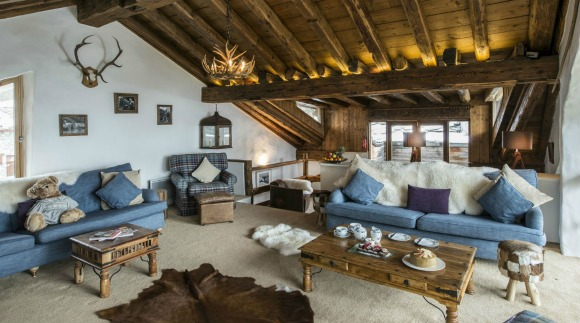 Le Chardon Mountain Lodges in Val d'Isere Photo: lechardonvaldisere.com