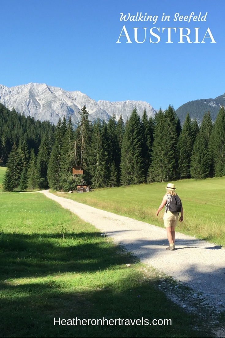 Read about Walking in Seefeld, Austria