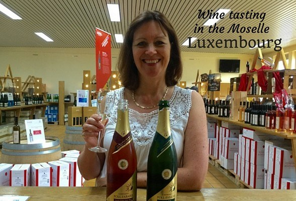 Wine tasting in the Moselle region of Luxembourg – with St Willibrod's blessing!
