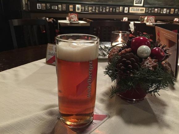 Beer in the Zum Roten Ochsen, The Red Ox Photo: Heatheronhertravels.com