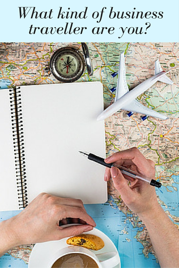 Take the quiz to find out what kind of business traveller you are