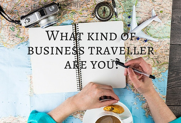 Business traveller featured