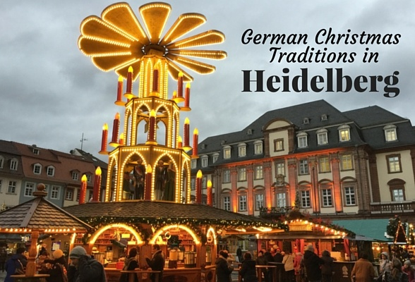 9 german christmas traditions to enjoy in heidelberg heather on her travels. Black Bedroom Furniture Sets. Home Design Ideas