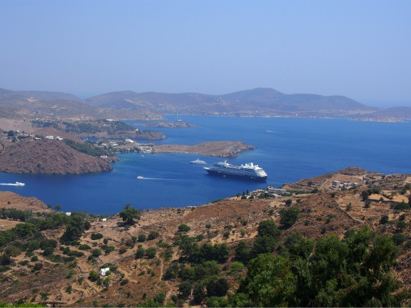 Azamara Journey in Patmos Photo: Heatheronhertravels.com
