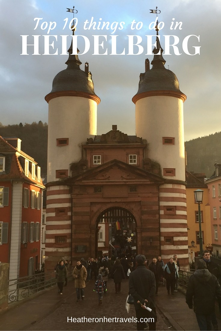 Read about the best things to see in Heidelberg & watch the video