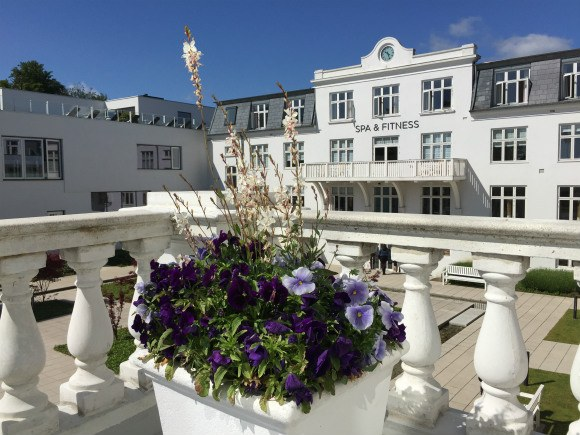 Kurhotel Skodsborg, Copenhagen Photo: Heatheronhertravels.com