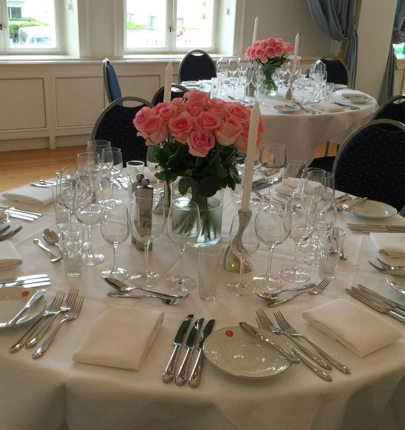Roses in Villa Rex, Kurhotel Skodsborg Photo: Heatheronhertravels.com