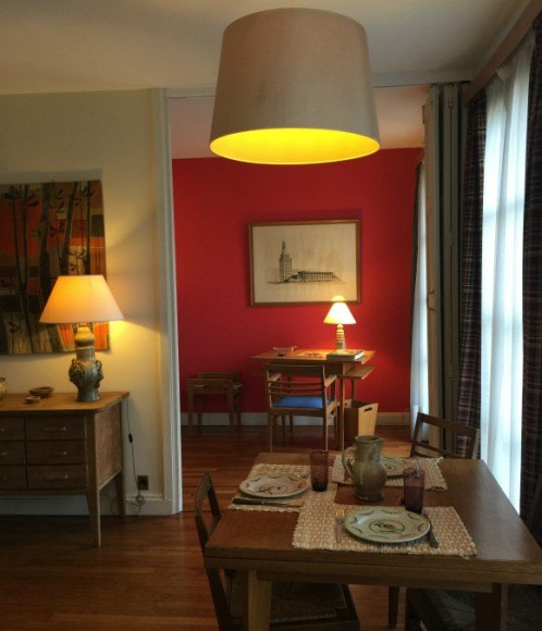 The Auguste Peret Show Flat in Le Havre in Normandy Photo: Heatheronhertravels.com