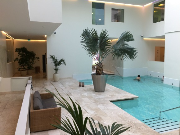 The Spa at Kurhotel Skodsborg, Copenhagen Photo: Heatheronhertravels.com