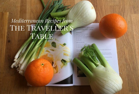 Mediterranean recipes from the Traveller's Table – plus giveaway