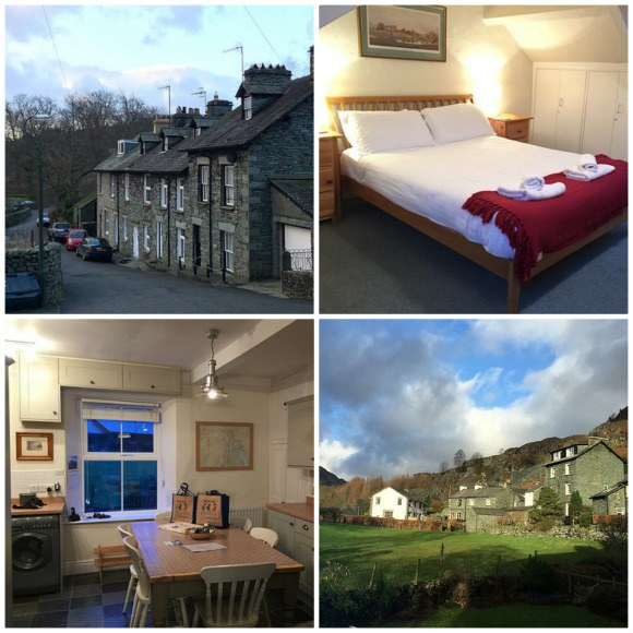 Daws Bank Cottage at Chapel Stile with Good Life Cottage Company Photo: Heatheronhertravels.com
