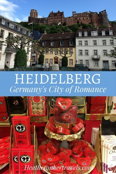 Read about all the Romantic things to do in Heidelberg, Germany's city of romance