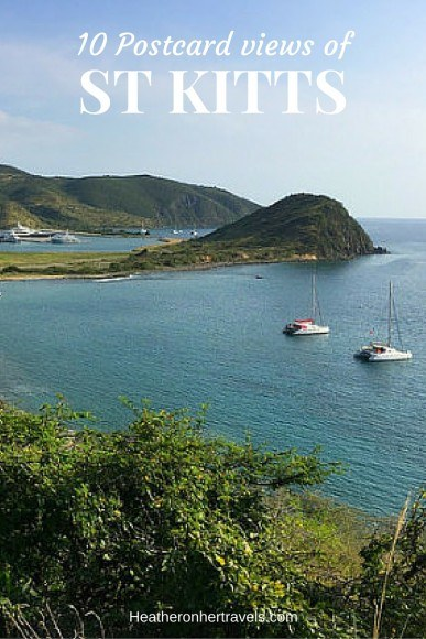 Read about the 10 perfect postcard Views of St Kitts