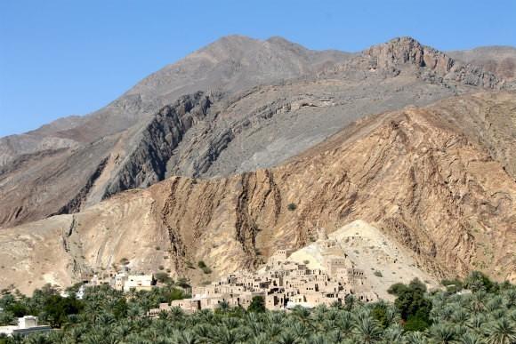 Birkat al Mauz Saiq Plateau in Oman Photo: AudleyTravel.com
