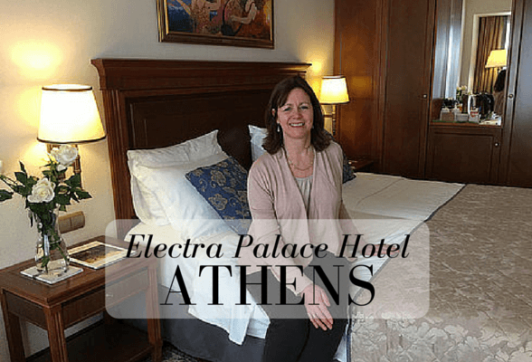 Electra Palace Hotel Athens Photo: Heatheronhertravels.com