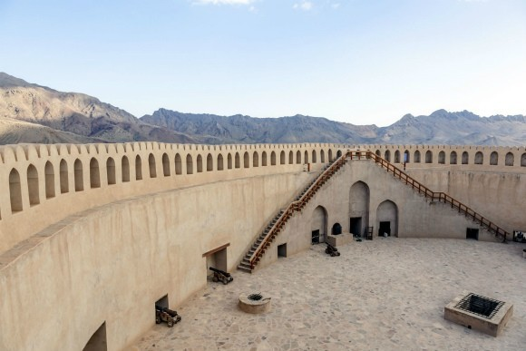 Nizwa Fort in Oman Photo: AudleyTravel.com