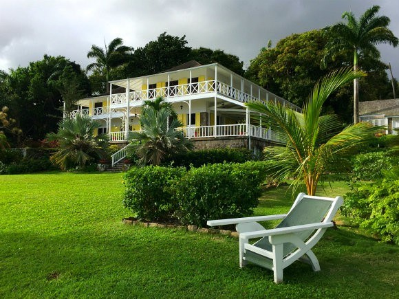 Ottleys Plantation Inn on St Kitts Photo: Heatheronhertravels.com
