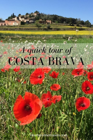 Read about our driving tour of Costa Brava