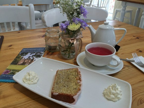 Glenarm tea room Heatheronhertravels.com