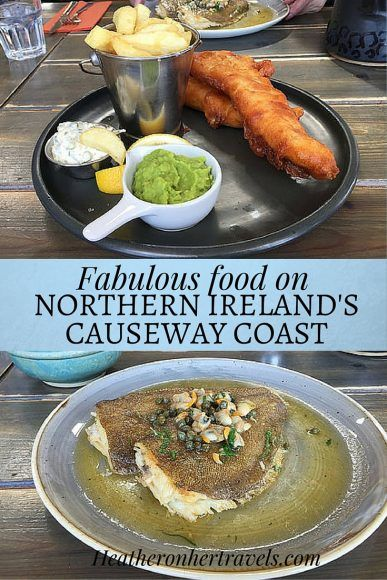 Read about fabulous food on Northern Ireland's Causeway Coast