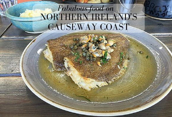 Fabulous food on Northern Ireland's Causeway Coast