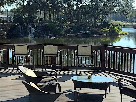 Sawgrass Marriott Deck