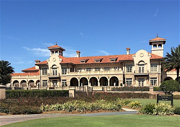 Sawgrass Marriott TPC Clubhouse