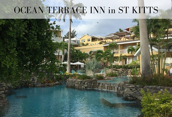 Ocean Terrace Inn in St Kitts – colourful, contemporary style in Basseterre