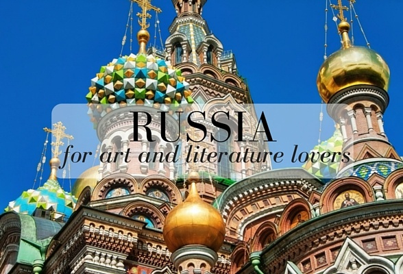 Russia for art and literature lovers
