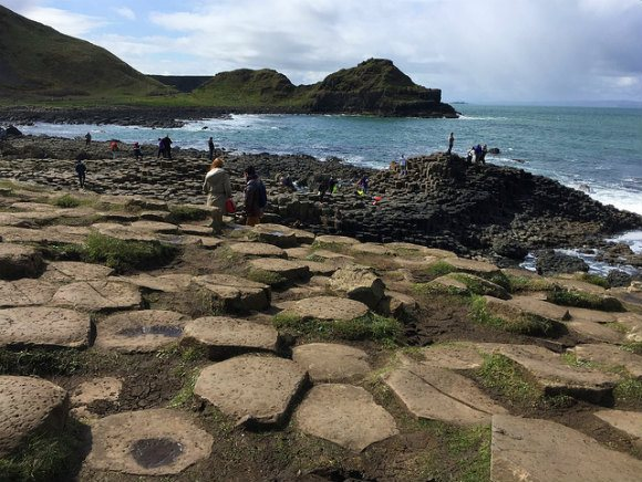 The Giant's Causeway in Northern Ireland Heatheronhertravels.com