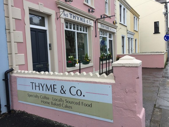 Thyme and Co in Ballycastle Heatheronhertravels.com