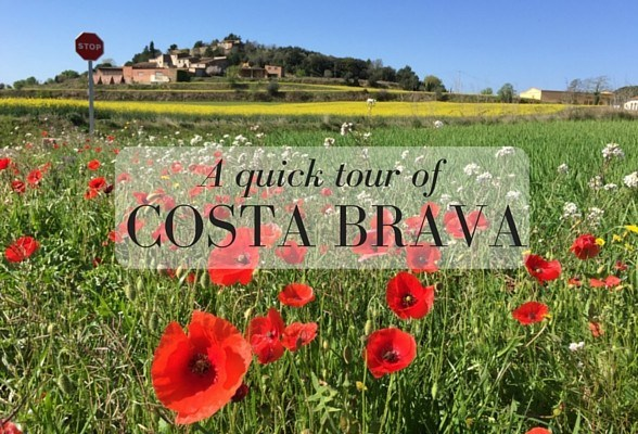A driving tour of Costa Brava – old town Girona, seaside Cadaques and all the Dalí in between