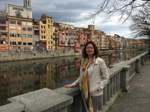 Visiting Girona in Costa Brava Heatheronhertravels.com
