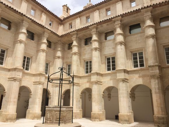 Cloisters in the Museum of Menorca Photo: Heatheronhertravels.com