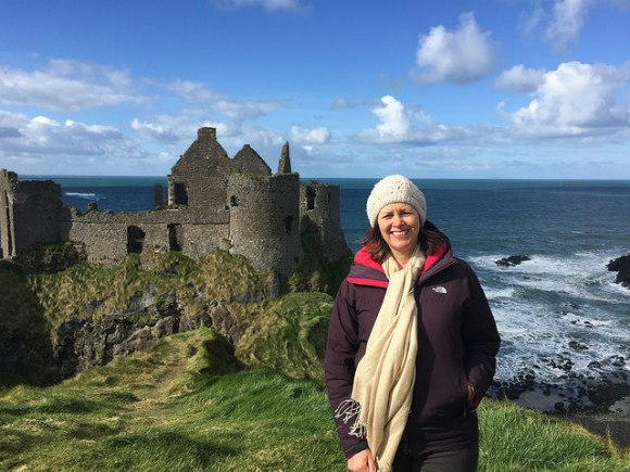 Dunluce Castle Heatheonhertravels.com