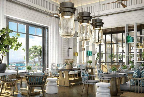 Impression of the Park Hyatt St Kitts opening Autumn 2016