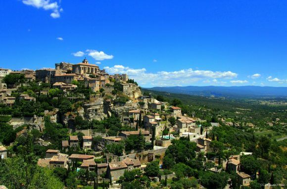 Hilltop Villages of Provence