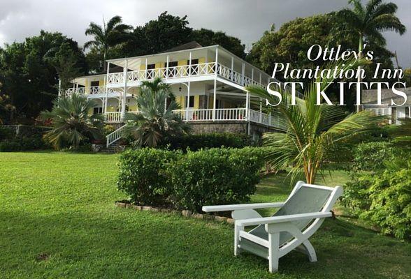 Classic Caribbean luxury at Ottley's Plantation Inn, St Kitts