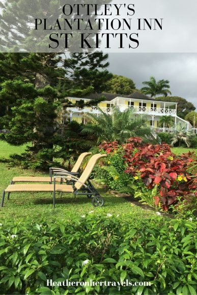 Read about Ottley's Plantation Inn, St Kitts