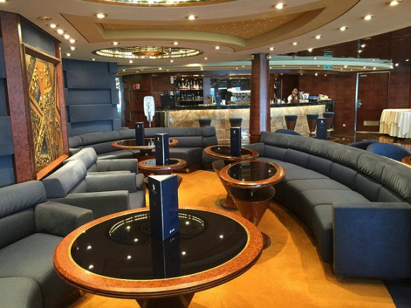 Yacht club on Board MSC Splendida Heatheronhertravels.com