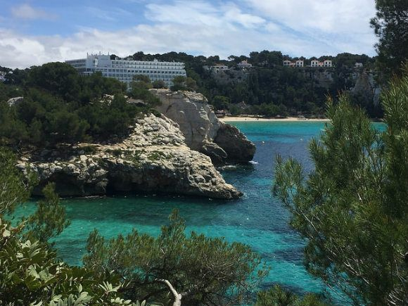 Cala Galdana, Menorca Photo: Heatheronhertravels.com