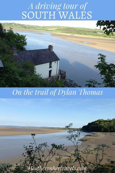 Read about this driving tour of South Wales on the trail of Dylan Thomas