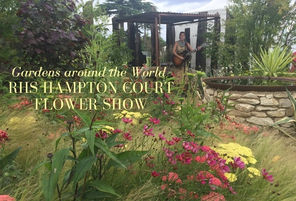World Gardens at RHD Hampton Court Flower Show