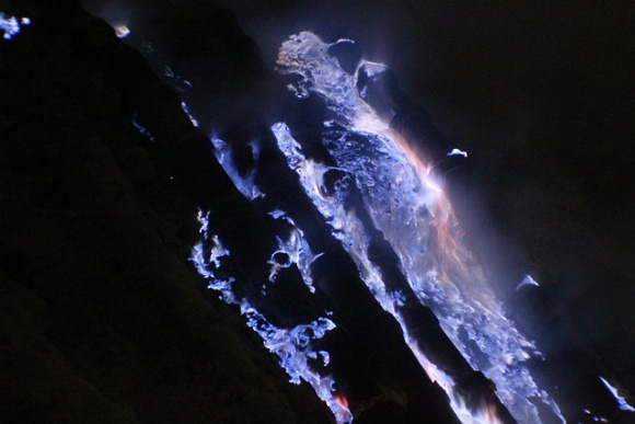 Ijen, Blue Flame Photo Heatheronhertravels.com