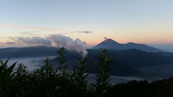 Mount Bromo viewpoint Photo: Heatheronhertravels.com